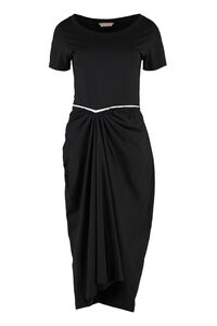 Draped jersey dress, Knee Lenght Dresses Marni woman