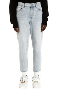 Ride Clash tapered fit jeans, Cropped Jeans Alexander Wang woman