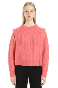 Tayle cable knit pullover, Crew neck sweaters Isabel Marant Étoile woman