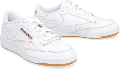 Club C 85 leather low-top sneakers