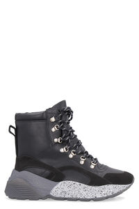 Eclypse faux leather high-top sneakers, High Top sneakers Stella McCartney woman