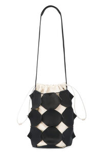 Leather bucket bag, Shoulderbag Jil Sander woman