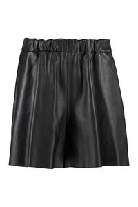 Leather shorts, Shorts Red Valentino woman