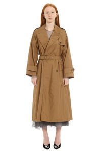 Double-breasted trench coat, Raincoats And Windbreaker Red Valentino woman