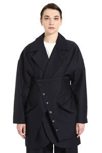Asymmetric blazer dress, Mini dresses Jacquemus woman