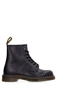 1460 leather combat boots, Ankle Boots Dr. Martens woman