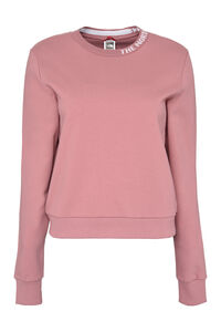 Zumu cotton crew-neck sweatshirt, Sweatshirts The North Face woman