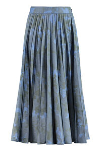 Pleated skirt, Pleated skirts Agnona woman