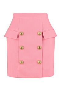Cotton mini-skirt, Mini skirts Balmain woman