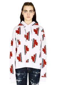 Cotton hoodie, Hoodies Dsquared2 woman