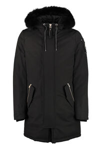 Oakbank padded parka with fur hood, Parkas Moose Knuckles man