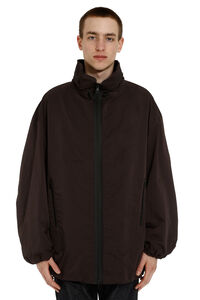 Matt nylon parka, Raincoats And Windbreaker Bottega Veneta man