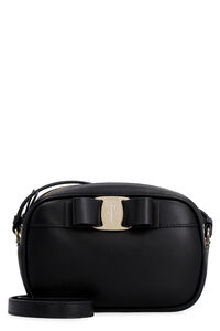 Leather camera bag, Shoulderbag Salvatore Ferragamo woman