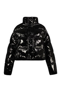 Padded jacket with zip and snaps, Down Jackets Balenciaga woman