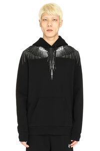 Printed hoodie, Hoodies Marcelo Burlon County of Milan man