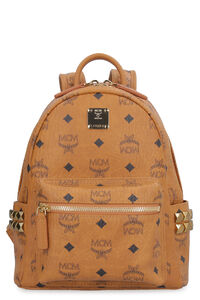 Stark Visetos studded backpack, Backpack MCM woman