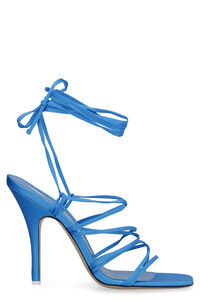 High-heel satin sandals, High Heels sandals The Attico woman
