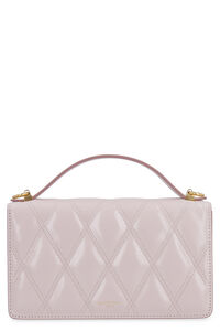 Mini-bag GV3 in pelle trapuntata, Clutch Givenchy woman