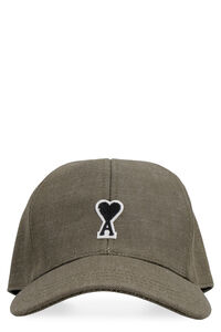 Embroidered patch baseball cap, Hats AMI man