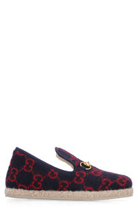 Wool loafers, Loafers Gucci woman