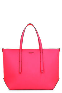 Acid Pill's leather tote, Tote bags Dsquared2 woman