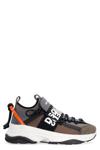 D-Bumpy neoprene low-top sneakers, Slip-on Dsquared2 man