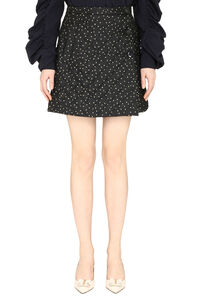 Sheridan tailored mini skirt, Printed skirts Baum und Pferdgarten woman