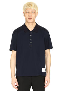 Cotton polo shirt, Short sleeve polo shirts Thom Browne man