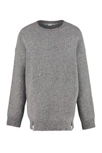 Oversize sequin sweater, Crew neck sweaters Stella McCartney woman