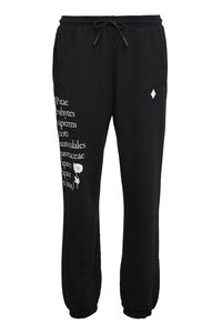 Printed sweatpants, Track Pants Marcelo Burlon County of Milan man
