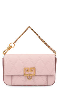 Pocket quilted leather mini-bag, Clutch Givenchy woman