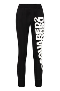Logo print sweatpants, Track Pants Dsquared2 woman
