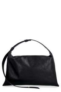Puffin leather bag, Top handle Simon Miller woman