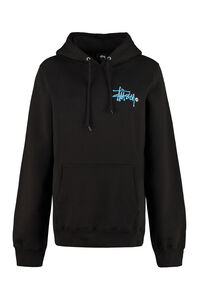 Cotton hoodie, Hoodies Stüssy woman