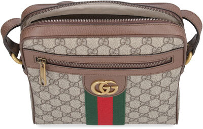 GG Supreme fabric Ophidia shoulder-bag