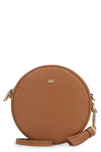 Leather shoulder bag, Shoulderbag MICHAEL MICHAEL KORS woman