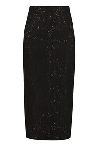 Lace pencil skirt, Pencil skirts N°21 woman