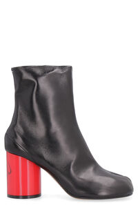 Tabi Hologram leather ankle boots, Ankle Boots Maison Margiela woman