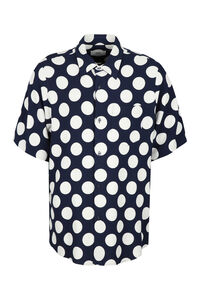 Printed short sleeve shirt, Short sleeve Shirts AMI PARIS man