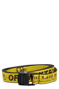 Industrial canvas belt, Belts Off-White woman