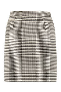 Houndstooth mini skirt, Mini skirts Off-White woman