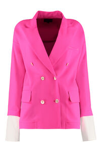 Double-breast wool blazer, Blazers Maison Jejia woman