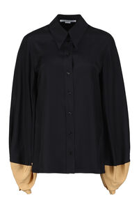 Silk satin shirt, Shirts Stella McCartney woman