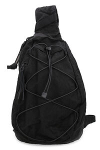Nylon one-shoulder backpack, Backpack C.P. Company man