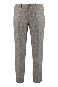 Wool trousers, Formal trousers Dolce & Gabbana man
