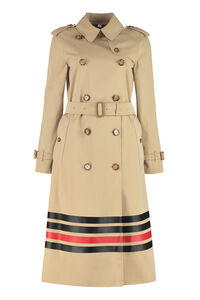 Cotton trench coat, Raincoats And Windbreaker Burberry woman