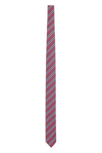 Striped jacquard tie, Ties BOSS man
