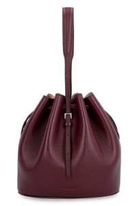 Mini leather bucket-bag, Bucketbag Jil Sander woman