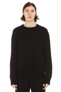 Base wool and cashmere pullover, Crew necks sweaters Our Legacy man