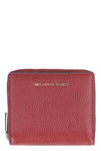 Small leather wallet, Wallets MICHAEL MICHAEL KORS woman